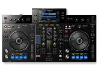 Pioneer XDJRX All in One 2 Player Plus Mixer With Rekordbox USB DJ Controller XDJ-RX Brand New Boxed