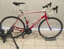 Trek Domane 5.2 Full Carbon Road Bike Wagga Wagga Wagga Wagga City Preview