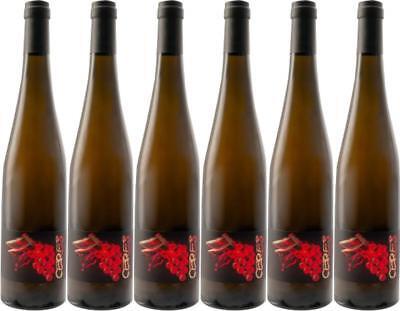 6x Weisswein Cuvée trocken - Weingut Weihbrecht, Württemberg! Wein