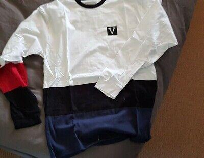 Vans Chima Ferguson Longsleeve Tee T Shirt Large