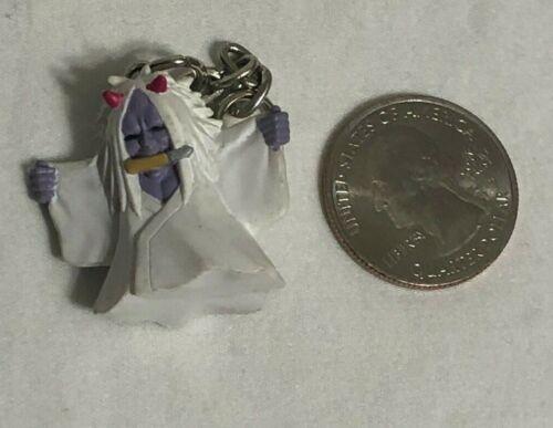 NARUTO SHIPPUDEN 3D Figure Keyring Series Shinigami KEYCHAIN Opened Blind Bag