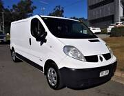 2012 Renault Trafic LWB Van Diesel 183km RWC Southport Gold Coast City Preview