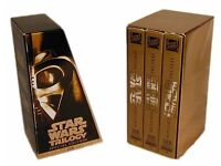 STAR WARS TRILOGY SPECIAL EDITION BOX SET - 3 VHS TAPES