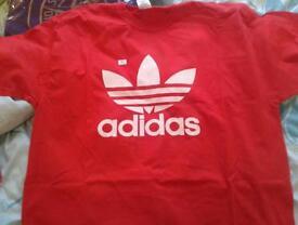Brand new Adidas tshirts / tops