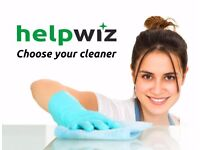 Choose a Cleaner, Pick a Time - from 10.50/h in West and North West London