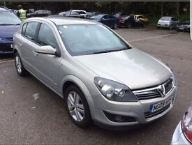 2009 VAUXHALL ASTRA 1.7 cdti SXI+FULL SERVICE HISTORY+TIMING BELT+2 OWNERS