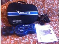 Behringer V-Amp 2 Amp Sim and Multi Effects With Carry Bag for sale  York, North Yorkshire