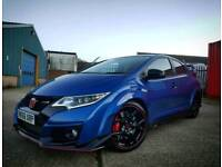 HONDA CIVIC TYPE R 2016 GT - 11K MILES - 310BHP - 19's - IMMACULATE!!