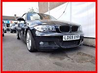 M Sport --- 2009 BMW 1 Series 2.0 118d M Sport Diesel Auto --- CONVERTIBLE --- BMW 1 Series M Sport