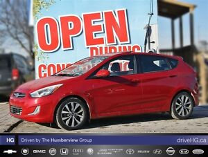2017 Hyundai Accent SE|SUNROOF|HEATED SEATS|