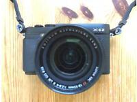 Fujifilm X-E2 plus 18-55mm XF