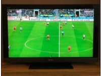 Sony 40 inch LCD TV Full HD 1080p , freeview builtin