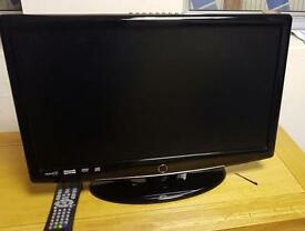 Digitrex HD ready LCD TV 21.6""