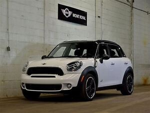 2013 MINI Cooper Countryman ALL4   LIGHTS PACKAGE   SPORT PACKAG