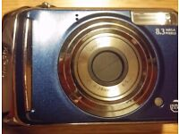 Fuji finepix A805 8.3 MP digital camera
