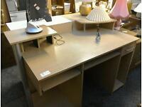Workstation desk #23855 £40