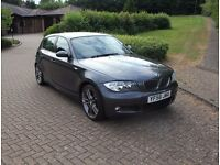 2007 BMW 130i One Series 67k 265bhp AUTOMATIC 60 MPG M Sport LPG converted prins CHEAP TO RUN m135i