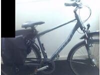 Scott Comfort Sub sports 40 Gents Hybrid Cycle