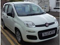 FIAT PANDA 1.2 Pop 5dr (white) 2014