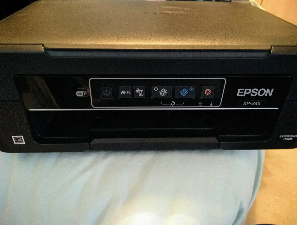 Epson Expression Home XP-245 All-in-One Wi-Fi Printer with Ink