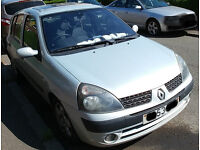 Renault Clio For Sale - Has Issues - Selling as Spares or Repairs