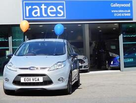 Ford Fiesta Titanium tdci 3 door absolutely stunning totally flawless. Finance at just 5.9%APR