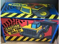 Tonka toy box