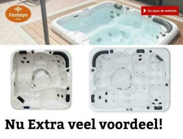 Jacuzzi Jacuzzie Spa Mallorca Normaal 5.099,- NU 3.000,-