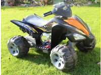 Childs ride on 6 Volt electric Quad