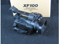Canon XF100 Pro Camcorder