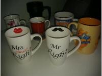 Mugs and households