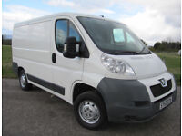 Peugeot Boxer 2010 60 Plate ~ VGC ~ FULLY LINED ~ BULKHEAD ~ NO VAT ~ MUST BE SEEN AT ONLY £3495