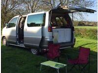 Amazing, recently converted camper van
