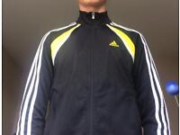 Adidas zip-up jumper age 11-12 for sale £5