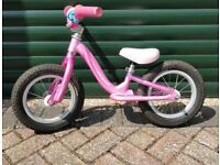 Specialized Hotwalk balance bike (Pink)