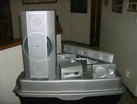home entertainment speakers