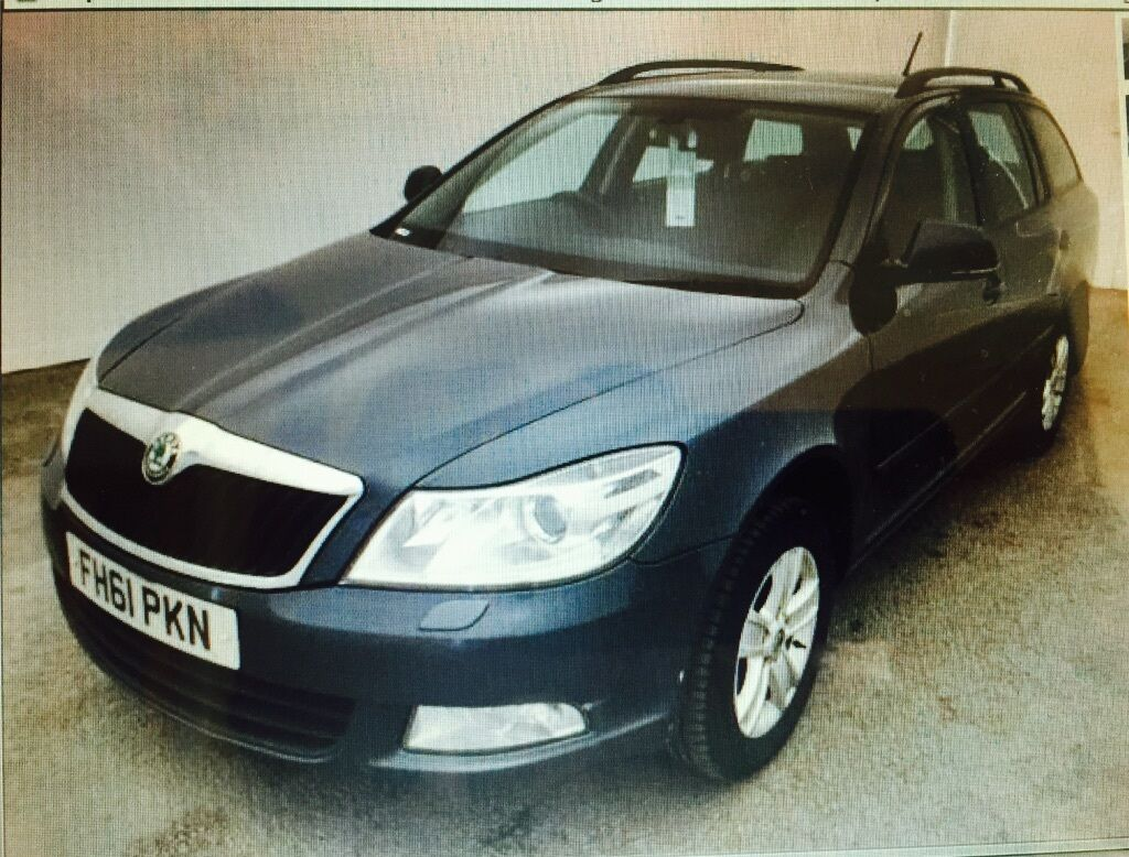 2012 skoda octavia 1 6 tdi cr 4x4 5dr estate one company owner full comprehensive service. Black Bedroom Furniture Sets. Home Design Ideas