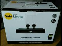 Yale Smart HD 2 Camera CCTV System Kit  *Brand New & Boxed*