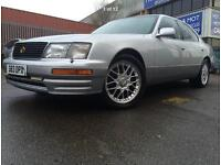 2000 LEXUS LS400 V8 VERY LOW MILEAGE FULLY LOADED CLEAN INSIDE AND OUT LS GS