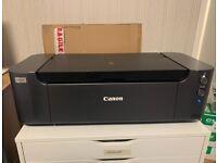Canon PIXMA PRO-10S Inkjet Printer A3+ (with clogged printhead)