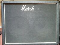 Vintage 1980 Marshall Master Model 50 Watt Mk.2 Lead Combo Model 2187 (with valves of course!)