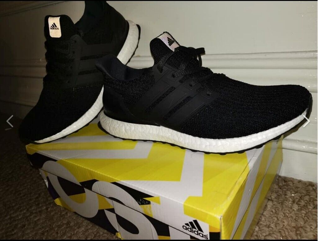 new product 0d297 5c6db Adidas Ultra boost 4.0 Trainers mens Size UK 9 NEW