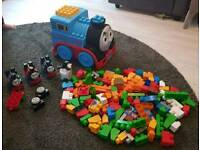 Thomas megabloks bundle