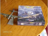 Corgi Model Aircraft. 1:144 B-17G Fortress III of 214 Sqn RAF (Model No AA31101)