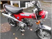90cc Monkey Bike