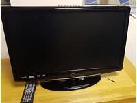 "Digitrex HD ready LCD TV 21.6"""