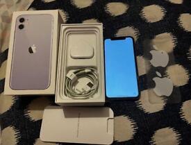 iPhone 11 Purple 64GB UNLOCKED