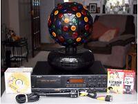 Birdy SA 9213 Professional CD Text Karaoke Machine