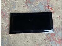 Spanish Black Gloss Bevelled Tiles 10x20