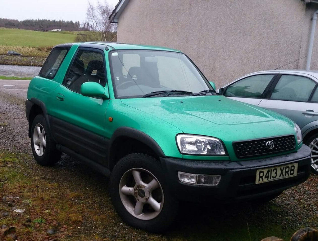 toyota rav4 mk1 sold in lairg highland gumtree. Black Bedroom Furniture Sets. Home Design Ideas